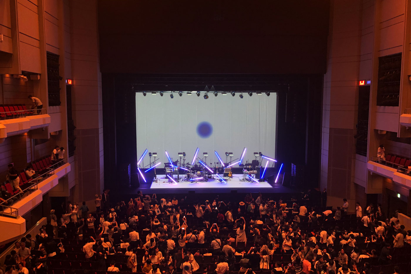 Cornelius Performs Point @ オーチャードホール
