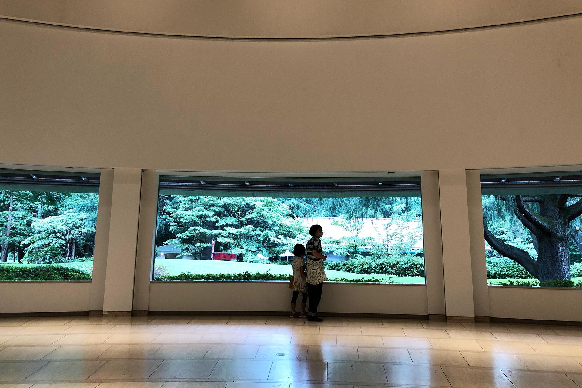 世田谷美術館「作品のない展示室」